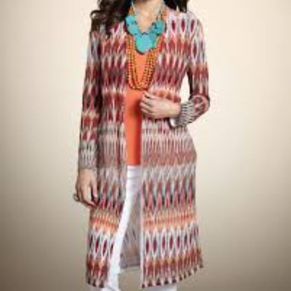 9be15c59290 Chico s Sweaters - Chicos Jackpot Duster Cardigan